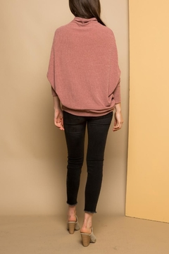 THML Clothing Slouchy Ribbed Sweater - Alternate List Image