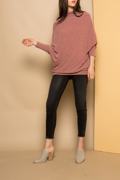 THML Clothing Slouchy Ribbed Sweater - Product List Image