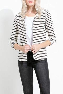 THML Clothing Stripe Blazer - Product List Image