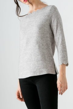 2b89c1cb7d ... THML Clothing Tulip Edge Sweater - Product List Placeholder Image