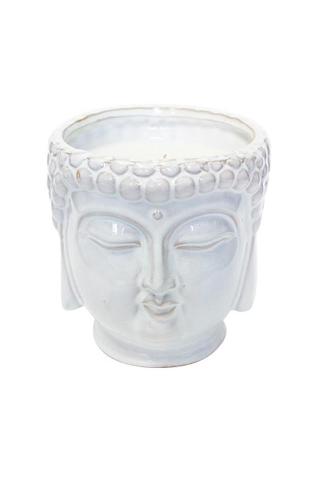 Thompson Ferrier Buddha Candle - Front Cropped Image