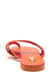 Qupid Thong Sandals - Side cropped
