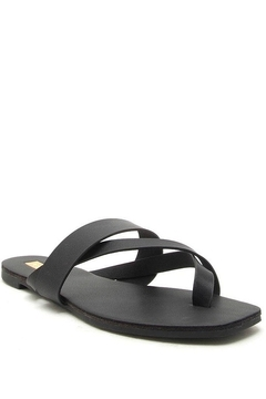 Qupid Thong Sandals - Product List Image