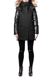 Burntlime Thorium Ladies Downjacket - Product Mini Image
