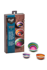 Ann Williams Group Thread Bowls Kit - Front cropped