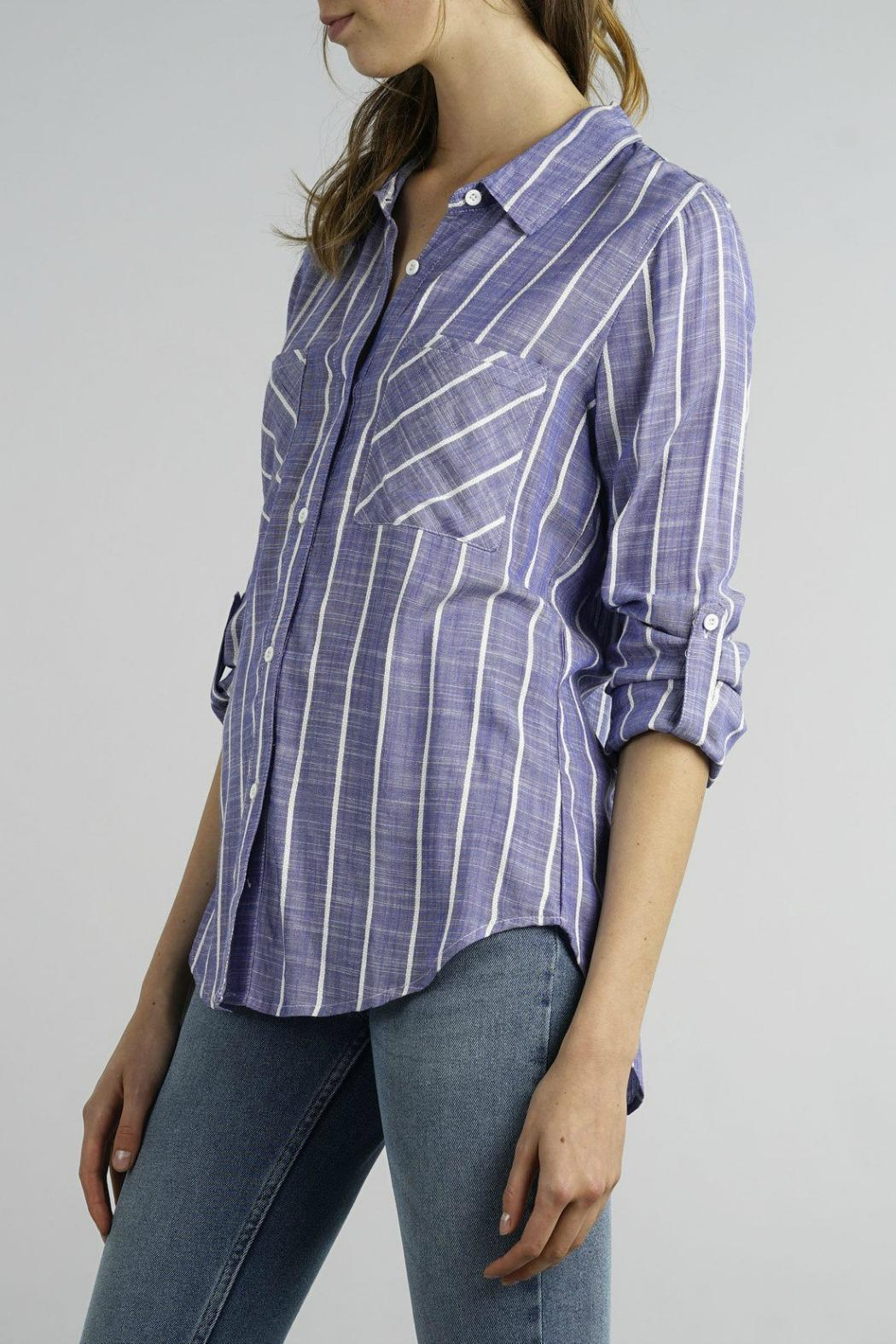Thread & Supply Button Down Shirt - Side Cropped Image
