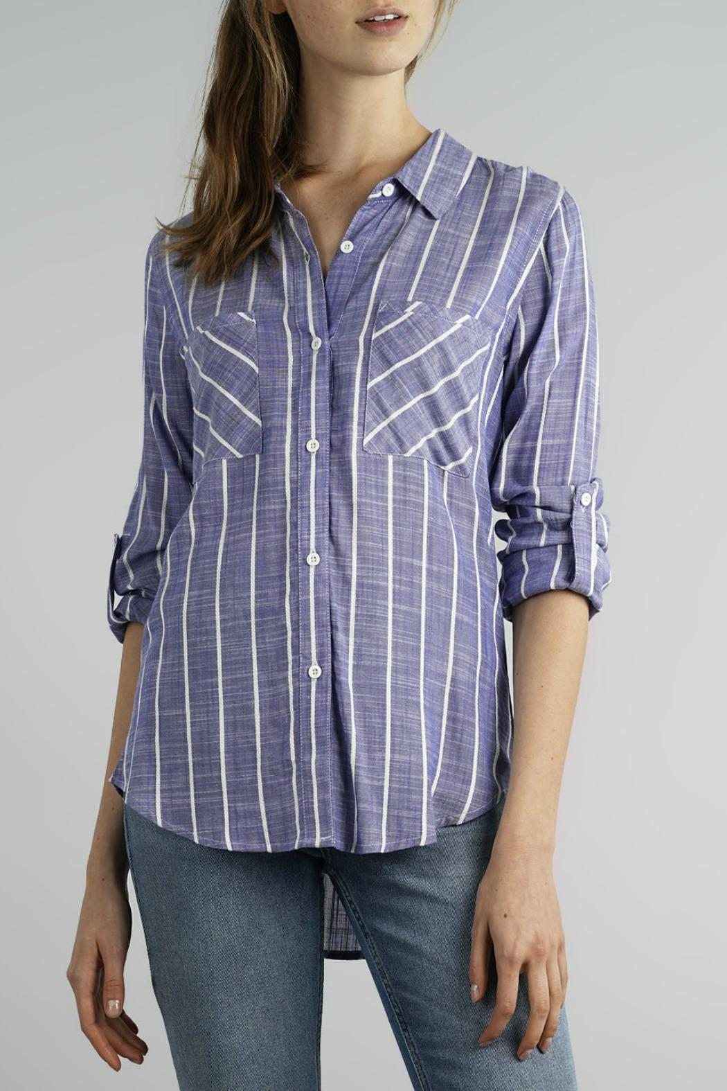 Thread & Supply Button Down Shirt - Front Full Image
