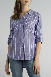 Thread & Supply Button Down Shirt - Front full body