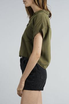 Shoptiques Product: Cropped Taylor Shirt