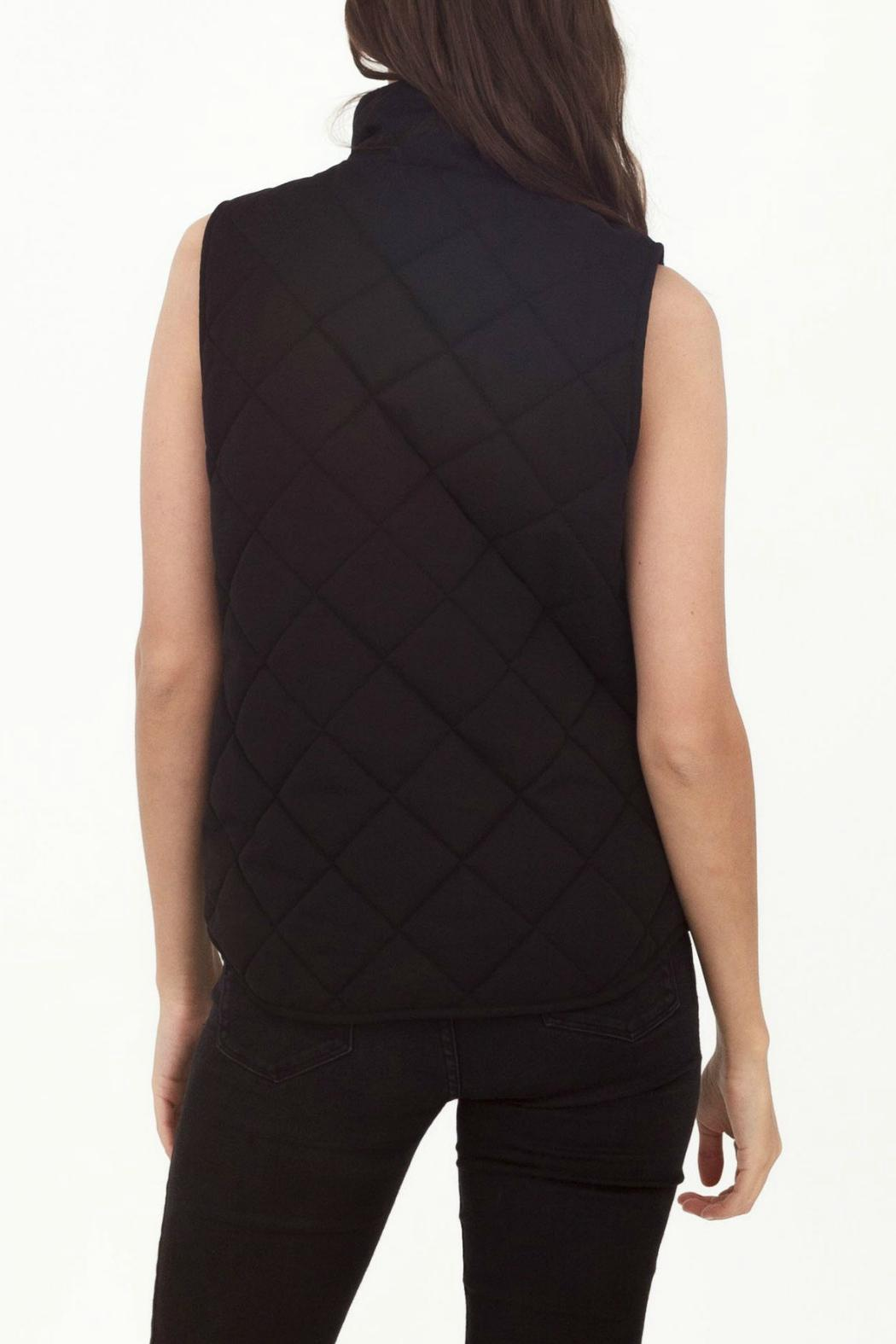 Thread & Supply Lancaster Quilted Vest - Side Cropped Image