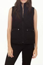 Thread & Supply Lancaster Quilted Vest - Front cropped