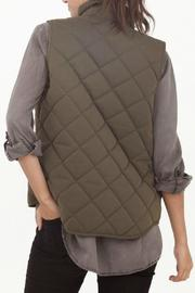 Thread & Supply Lancaster Quilted Vest - Side cropped