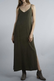 Thread & Supply Olive Maxi Dress - Product Mini Image