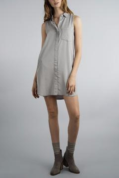 Thread & Supply Sleeveless Button Down Dress - Product List Image