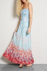 Shoptiques Product: Kaylee Maxi Dress - Back cropped