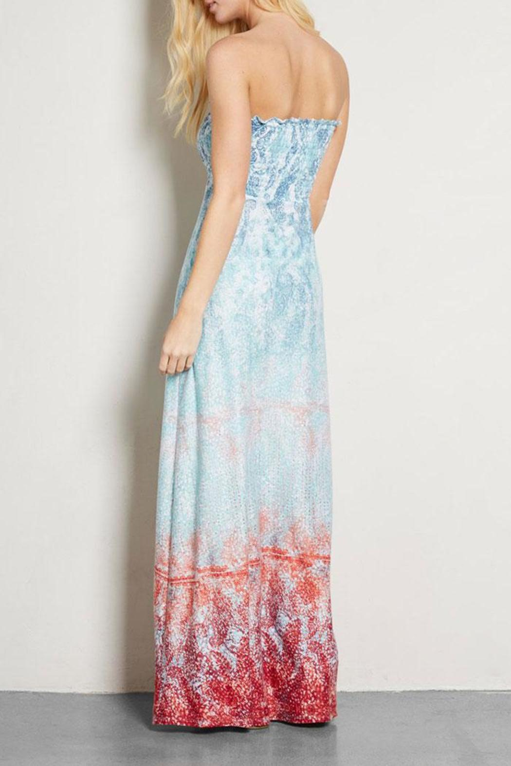 Threads 4 Thought Kaylee Maxi Dress - Front Full Image