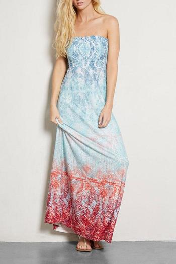 Shoptiques Product: Kaylee Maxi Dress - main