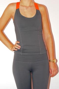 Threads 4 Thought Yoga Workout Top - Product List Image