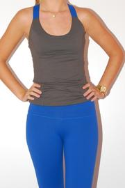 Threads 4 Thought Yoga Top - Front cropped