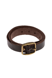 Three Bird Nest Wrap Leather Bracelet - Product Mini Image