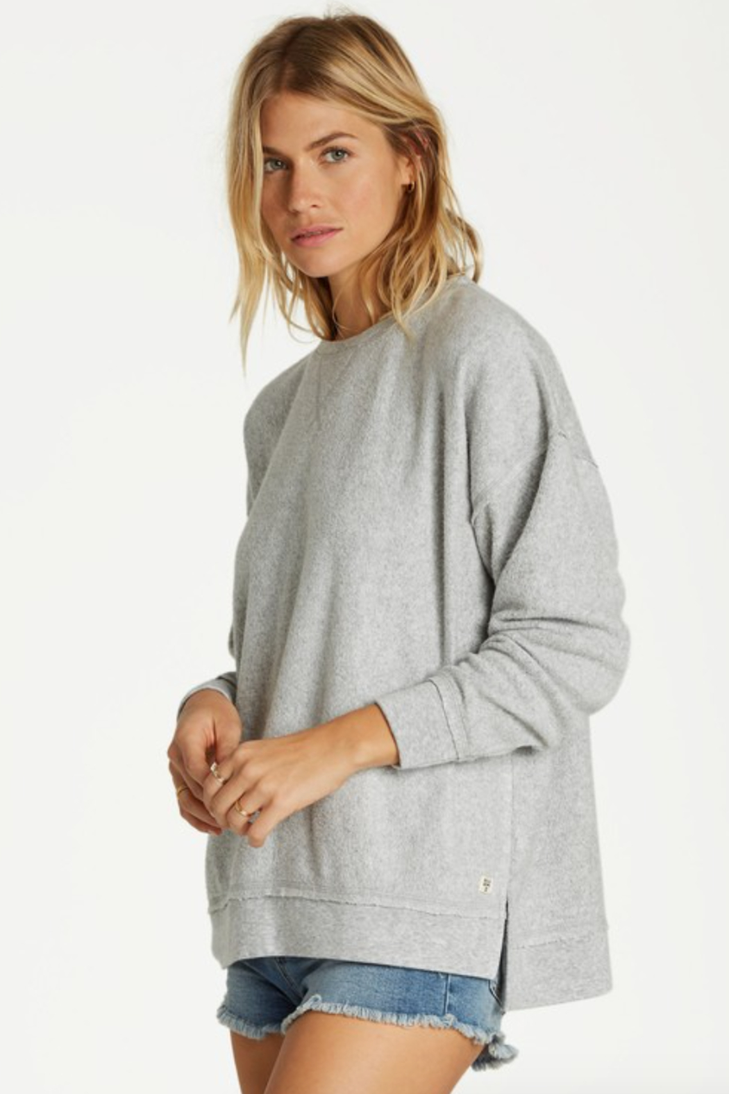 Billabong Three Day Weekend Sweatshirt - Front Cropped Image