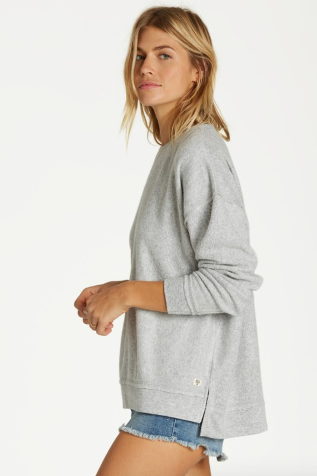 Billabong Three Day Weekend Sweatshirt - Side Cropped Image