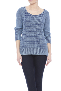 Three Dots Lindsey Cotton Sweater - Product List Image