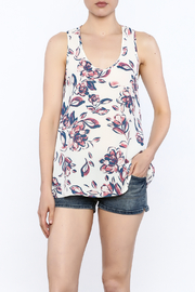 Three Eighty Two Daria Racerback Top - Product Mini Image
