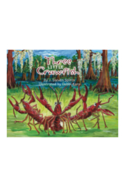 The Birds Nest THREE LITTLE CRAWFISH - Product Mini Image