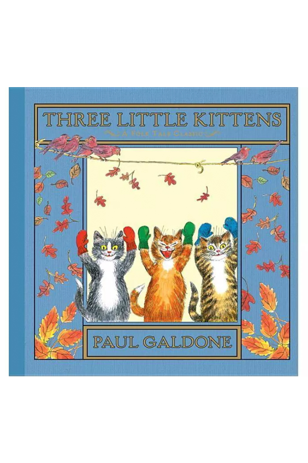 Houghton Mifflin Harcourt  Three Little Kittens - Main Image
