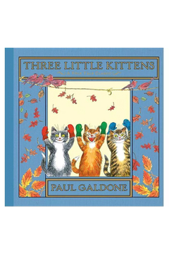 Houghton Mifflin Harcourt  Three Little Kittens - Alternate List Image