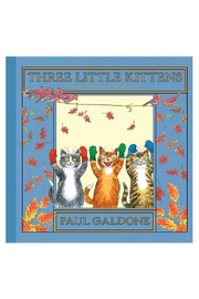 Houghton Mifflin Harcourt  Three Little Kittens - Front cropped