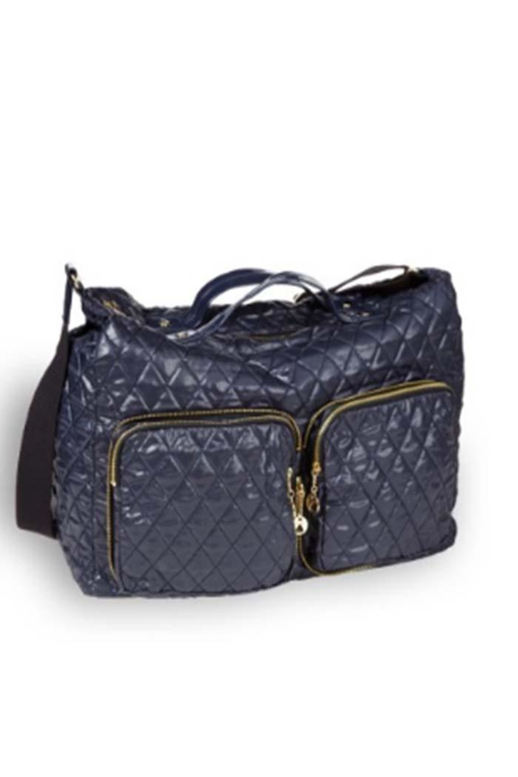 Clava Three Quilted Crossbody - Main Image