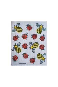 Shoptiques Product: Swedish Washtowel Bees
