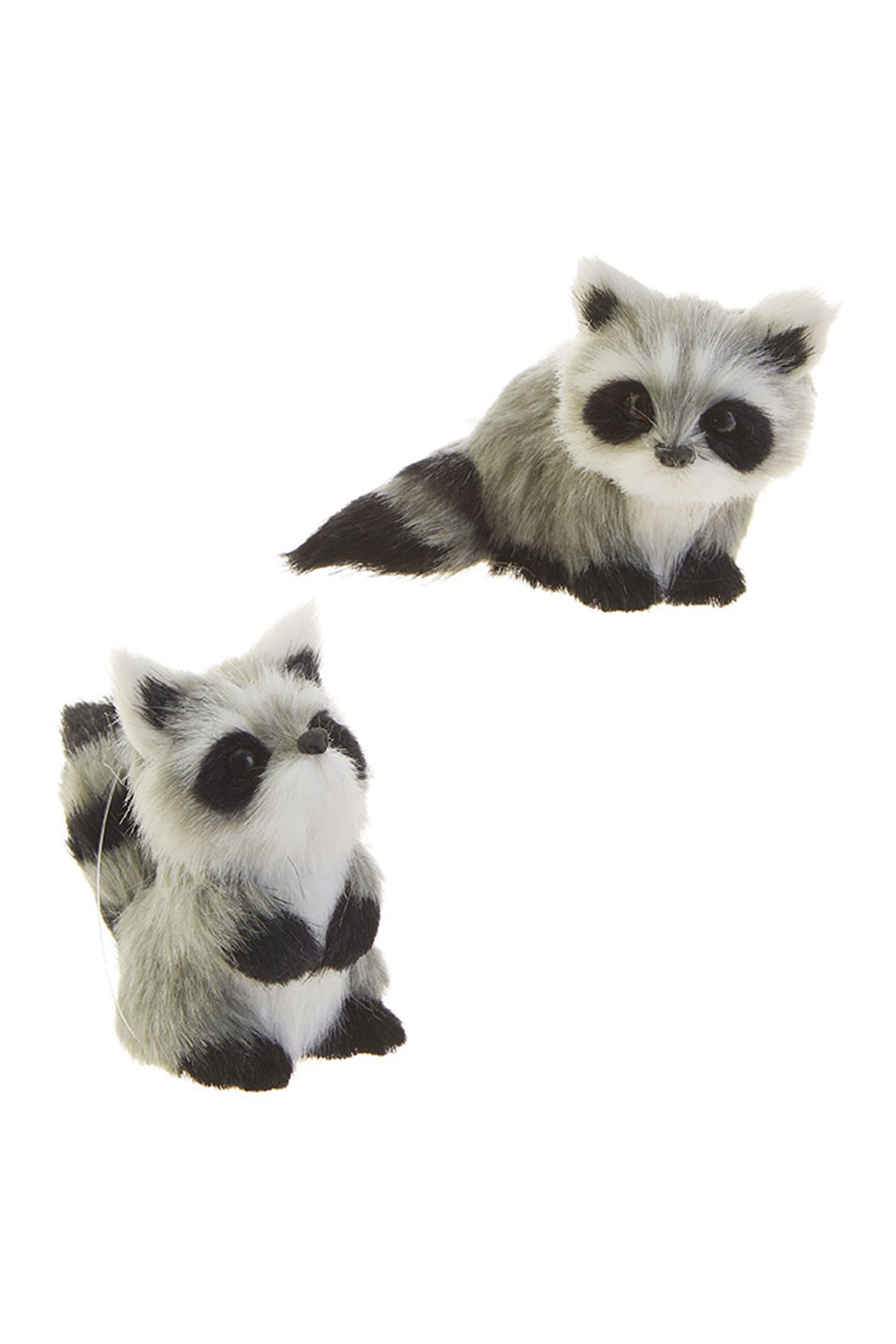 RAZ Imports Through The Woods Racoon Ornament - Main Image