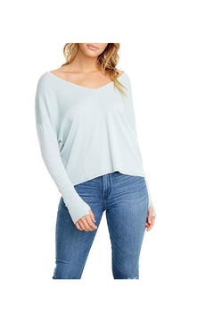 Shoptiques Product: Thumbhole Cuff Top
