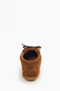 Minnetonka Moccasins Thunderbird Kids Mocs - Alternate List Image