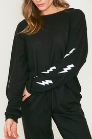 Fantastic Fawn  Thunderbolt Sweatshirt - Front full body