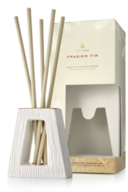 Thymes Frasier Fir Gilded Liquid-free Fragranced Reed Diffuser - Product Mini Image