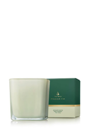 Thymes Frasier Fir Grand Noble Small Poured Candle Sage 5oz - Product Mini Image