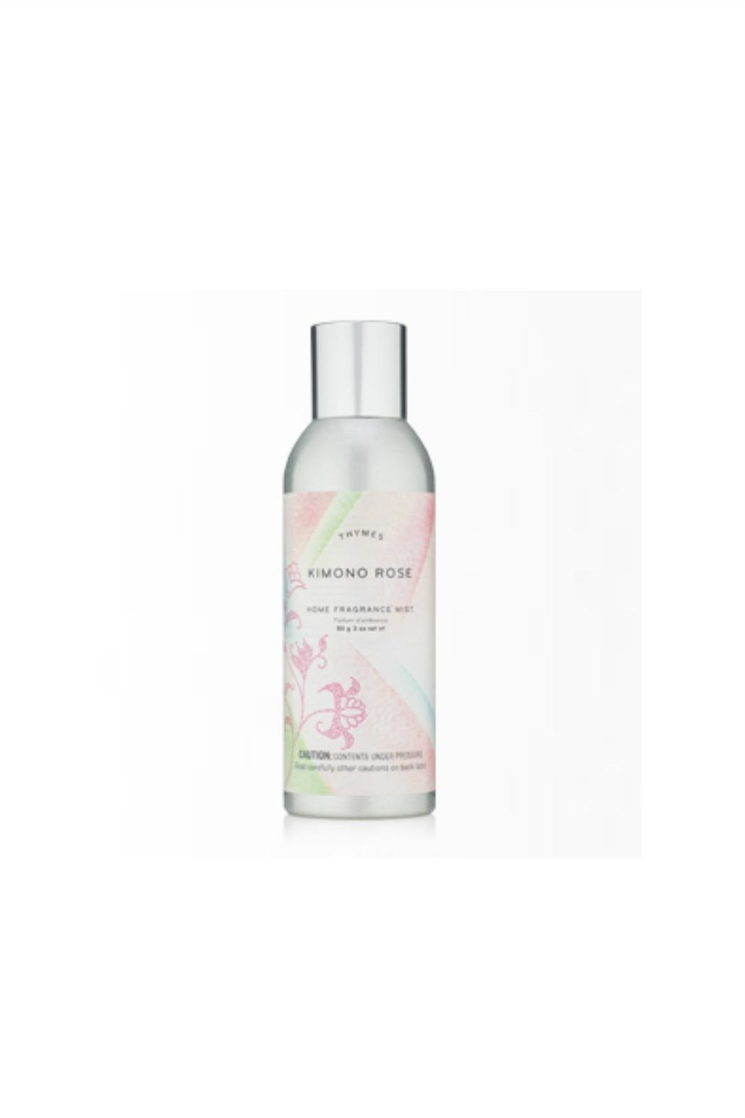 Thymes Kimono Rose Home Fragrance Mist - Front Cropped Image