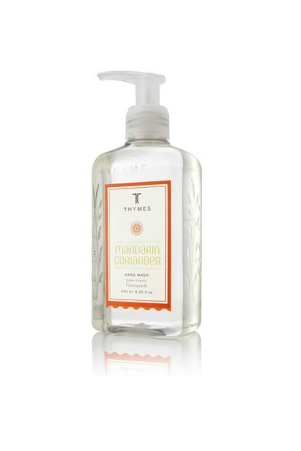 Thymes Mandarin Hand Wash - Front Cropped Image