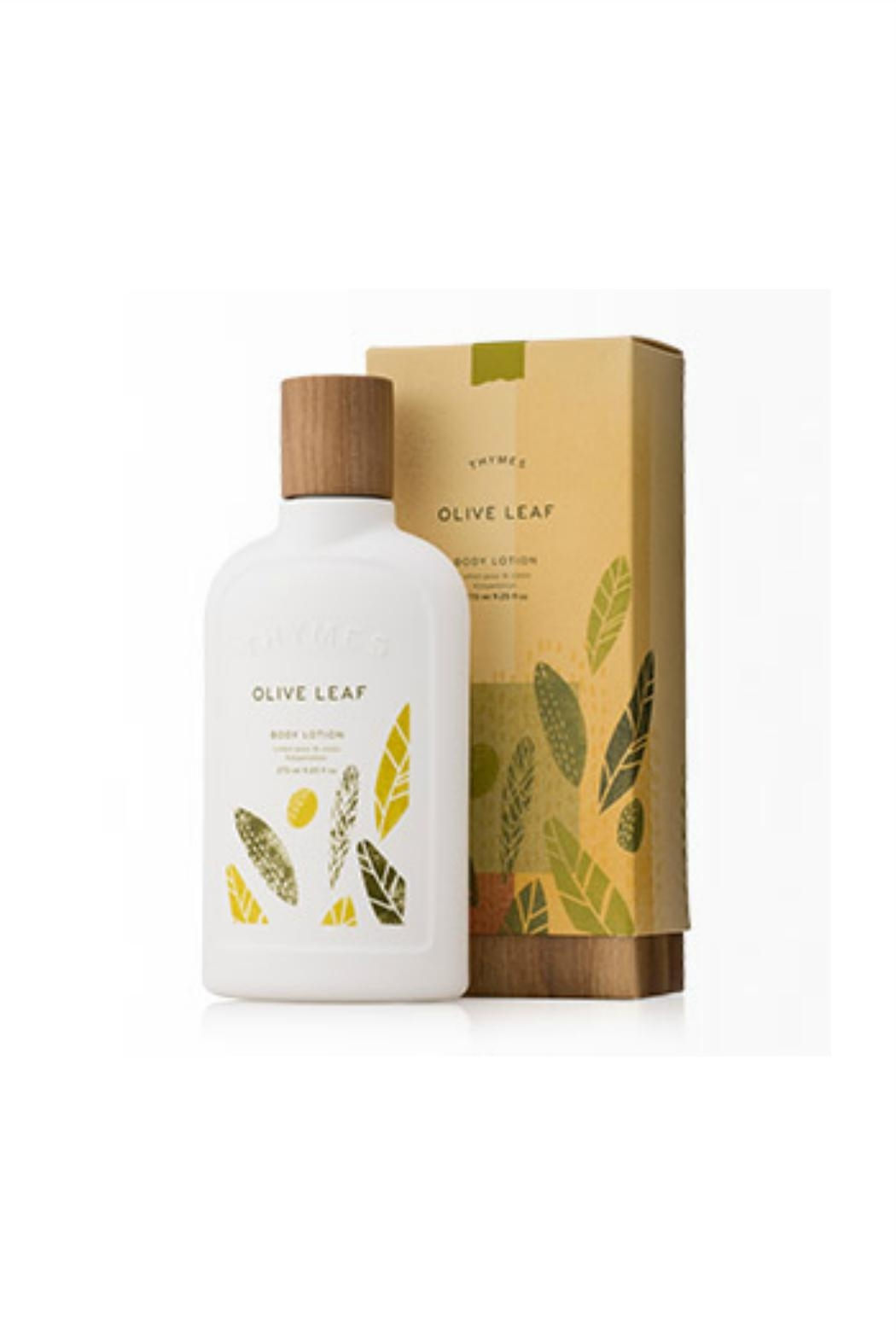 Thymes Olive Leaf Body Lotion - Main Image