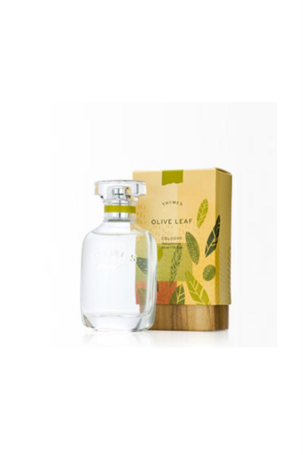 Thymes Olive Leaf Cologne - Main Image
