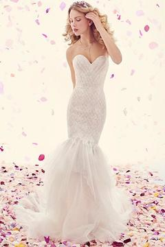 Ti Adora  Strapless Mermaid Gown - Product List Image