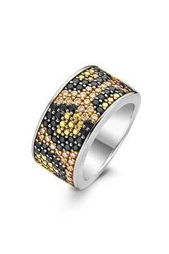 Shoptiques Product: Multi Colored Zirconia Ring