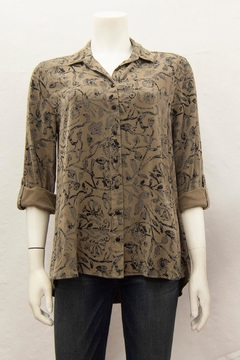 TIANELLO Loving Tencel Blouse - Product List Image