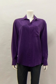TIANELLO Tencel Boyfriend Shirt - Product Mini Image