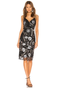 Bronx And Banco Tiara Midi Dress - Product List Image
