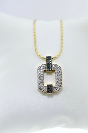 Tiara Fine Jewelry Black Diamond Necklace - Product Mini Image